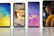 갤럭시 S10 시리즈, 애플 아이폰XS 비교해보니