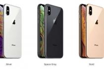 아이폰 XS, XR, XS max 성능 스펙 비교