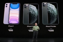 아이폰11·프로·프로맥스 3종 공개…가격 더 싸졌다