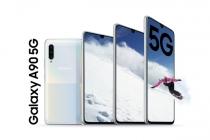 갤럭시S10 이어 노트10·A90·폴드까지…`5G 영토` 넓히는 삼성