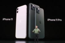 아이폰11 내놓은 애플, 시가총액 1조달러 돌파