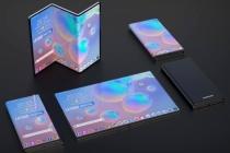 삼성-LG, 차세대 폴더블폰은 3단접이식 'Z폴드'