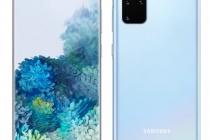 갤럭시S20 블루 (Galaxy S20 Blue)